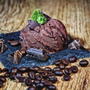 Coffee-nougat
