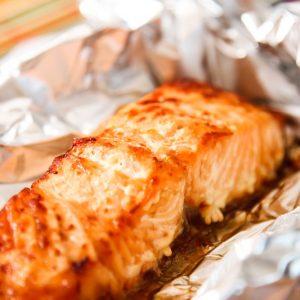 Sweet salmon